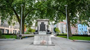 Black Lives Matter Statue On Edward Colston Plinth Removed By Bristol Council