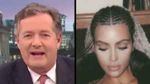Piers Morgan Slams 'Attention Seeking' Kim Kardashian On 'Good Morning Britain'