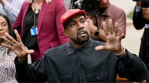 Kanye West Blames Hand Injury On 'Texting Too Much'