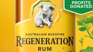 Bundaberg Rum Releases Limited Edition Bottle To Raise Money For Bushfire Affected Animals