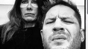 Tom Hardy Posts Photo On Set Of Venom 2 Then Deletes It