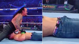 Even John Cena Was Excited By Undertaker's Tombstone Piledriver At Wrestlemania