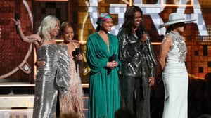 Michelle Obama Stunned Audience With Surprise Appearance At The Grammys
