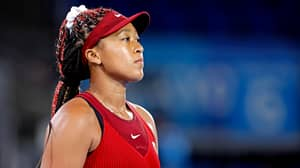 Naomi Osaka Breaks Down In Tears During Press Conference