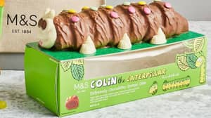 Aldi Calls On Marks & Spencer To Put Legal Battle Aside With Charity Caterpillar Cake