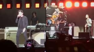 Rick Astley Rick-Rolls A Foo Fighters Festival Appearance In Epic Video