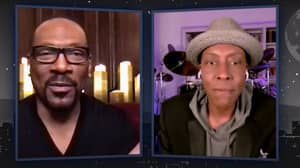Eddie Murphy And Arsenio Hall Say They Were Forced To Hire White Actor In Coming To America
