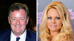 Piers Morgan And 'Baywatch' Star Pamela Anderson Argue About 'Life Stories' Interview