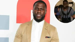Kevin Hart Says He's 'Blessed To Be Alive' Following Crash