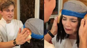 Couple Go Out For Halloween Dressed As Gordon Ramsay's 'Idiot Sandwich'