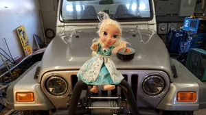 Family Baffled By 'Haunted' Elsa Doll That Keeps Returning And Speaks Spanish