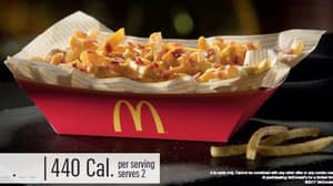 Cheesy Bacon Chips Are Being Added To The McDonald's Menu