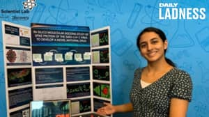 14-Year-Old Wins $25,000 Prize For Developing Potential Coronavirus Treatment