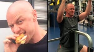 James McAvoy Went To Extreme Lengths To Beef Up For 'Glass'