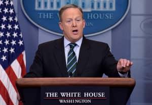 White House Press Secretary Sends Out Very Weird Tweet