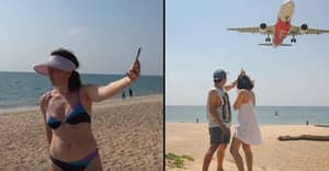 Taking Selfies On Famous Beach In Thailand Could Be Punishable By Death