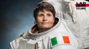 Astronaut Samantha Cristoforetti Re-Entered Earth's Atmosphere As 'Flying Ball Of Fire'