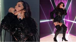 Cheryl Slammed For A 'Horrendous' And Cringey' X Factor Performance