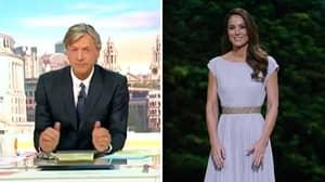 GMB's Richard Madeley Slammed For Comments About Kate Middleton's Waistline