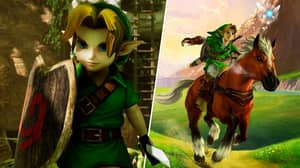 'The Legend Of Zelda: Ocarina Of Time' Could Be Coming To Switch