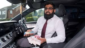 Taxi Driver Returns £12,000 In CashTo Save Pensioner From Scam
