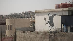 Banksy Loses Copyright To Famous Work Because He Won't Reveal His Identity In Court