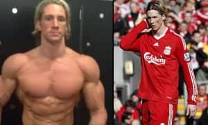 This Hench Fella Looks More Like Fernando Torres Than Fernando Torres