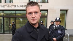 Tommy Robinson Jailed For 13 Months