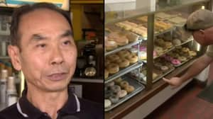 Customers Rush To Buy Donuts in California So Shop Owner Can Visit Sick Wife