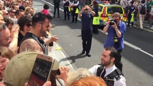 Devastating Reason Policeman Wishes He Never Proposed At London Pride