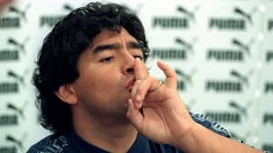 Diego Maradona Told Pope To Sell Vatican's Gold Ceilings To Help Poor