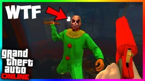 GTA V Lets You Get Your Own Back On Those Bloody Killer Clowns