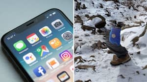 Disembodied Hand And Leg Discovered In Mountains On Google Maps