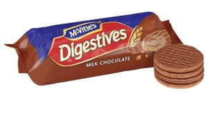 The Chocolate Digestive Voted The UK's Favourite Biscuit