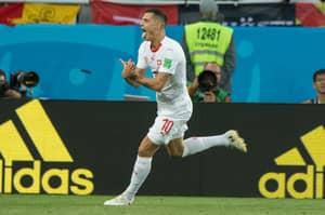 FIFA Investigating Granit Xhaka And Xherdan Shaqiri After 'Pro-Albanian' Gestures
