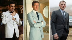 Who Is The Longest-Serving James Bond Actor?