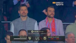 'Game Of Thrones' Enemies Spotted Watching Football Together And Fans Are Loving It