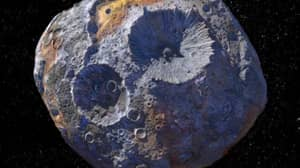 NASA Planning Mission To Asteroid Containing Metals Worth $10,000 Quintillion