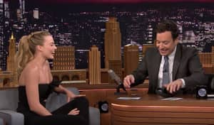 Jimmy Fallon Destroys Margot Robbie At 'The Whisper Challenge'