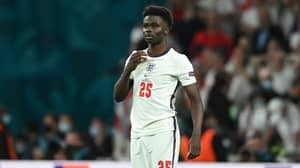 Bukayo Saka Speaks Out For First Time Following England's Defeat In Euro 2020 Final