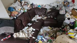 Professionals Called Into House That Was 'One Giant Bin'