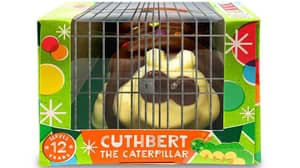 Aldi Creates New Mock Packaging For Cuthbert The Caterpillar Amidst Legal Row With M&S