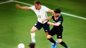Jamie Carragher Accused Of Kicking Love Island's Kem During Soccer Aid