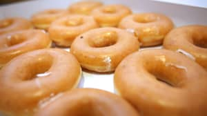 There's A Five-Mile Krispy Kreme Race Where You Have To Eat 12 Doughnuts