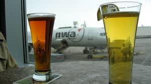 Balearics Seek Booze Ban On Flights To Reduce Air Brawls