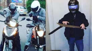 Members Of Moped Gangs Taunt And Threaten Police On Instagram