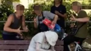 Four Teenagers Arrested For Flour and Egg Assault On Disabled Woman