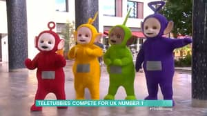 This Morning Viewers Creeped Out By 'Surreal' Teletubbies Interview