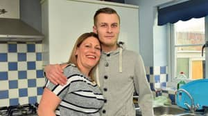 Mum Takes In Son's Homeless Friend Because Of Freezing Conditions