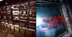 Urban Explorer Finds Secret Abandoned Nazi Weapon Tunnels
